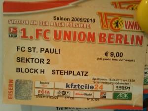 Union-FCSP-Karte